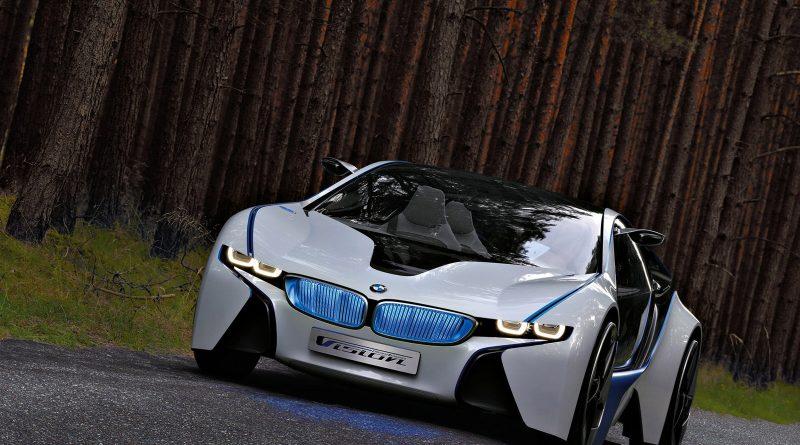 BMW Vision EfficientDynamics (1)