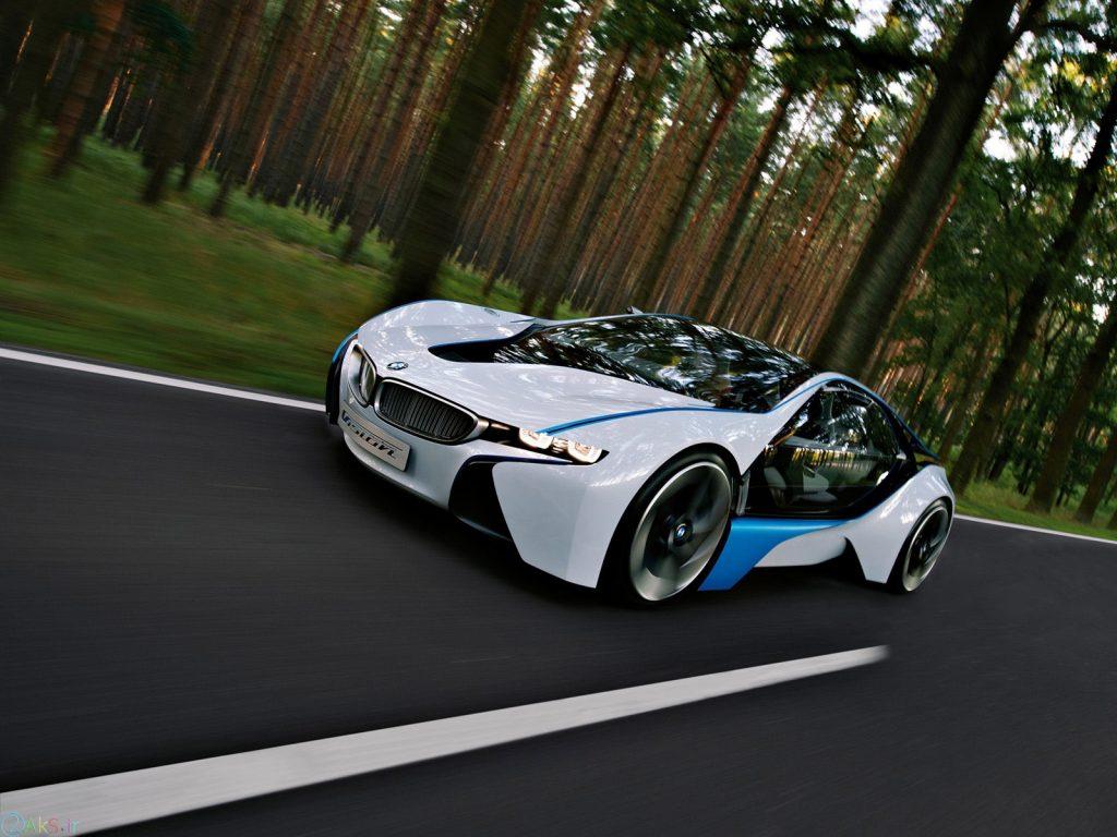 BMW Vision EfficientDynamics (2)