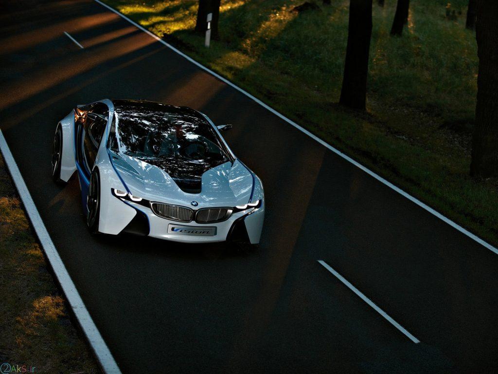 BMW Vision EfficientDynamics (3)