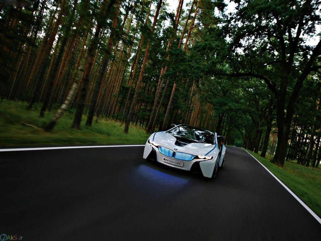 BMW Vision EfficientDynamics (4)