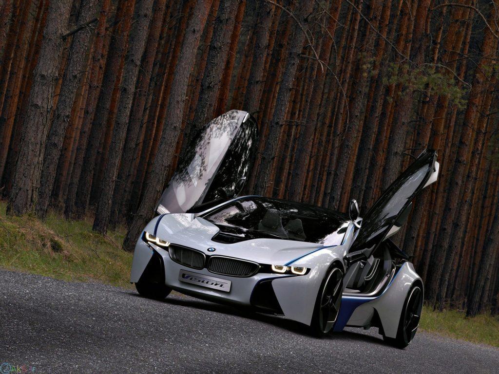 BMW Vision EfficientDynamics (6)