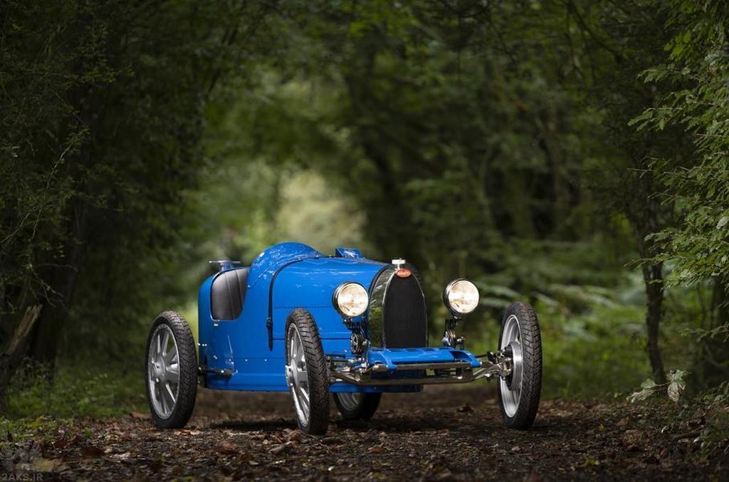 بوگاتی Bugatti Baby II