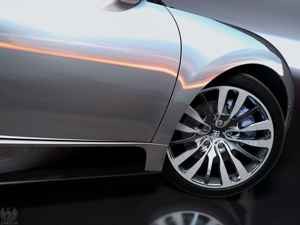 بوگاتی Veyron