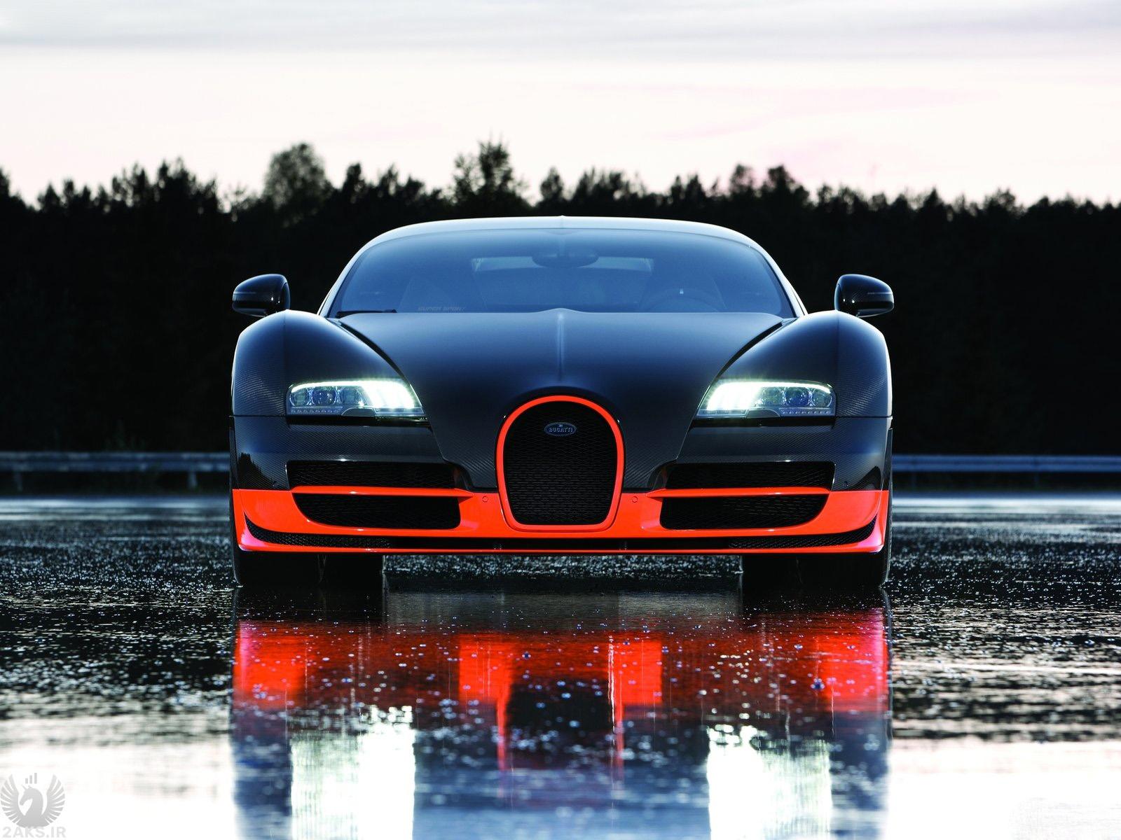 تصاویر بوگاتی Veyron