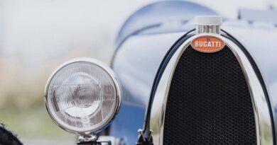 تصاویر Bugatti Baby II