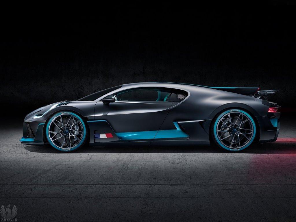 تصاویر Bugatti Divo