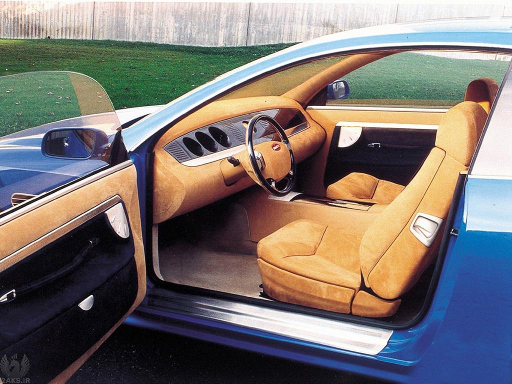 تصاویر Bugatti EB 118