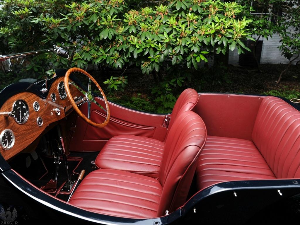 تصاویر Bugatti Type 43