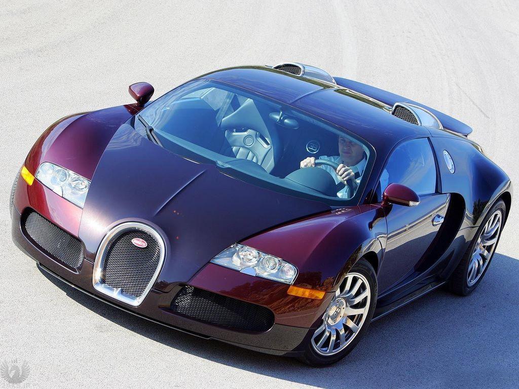 تصاویر Bugatti Veyron