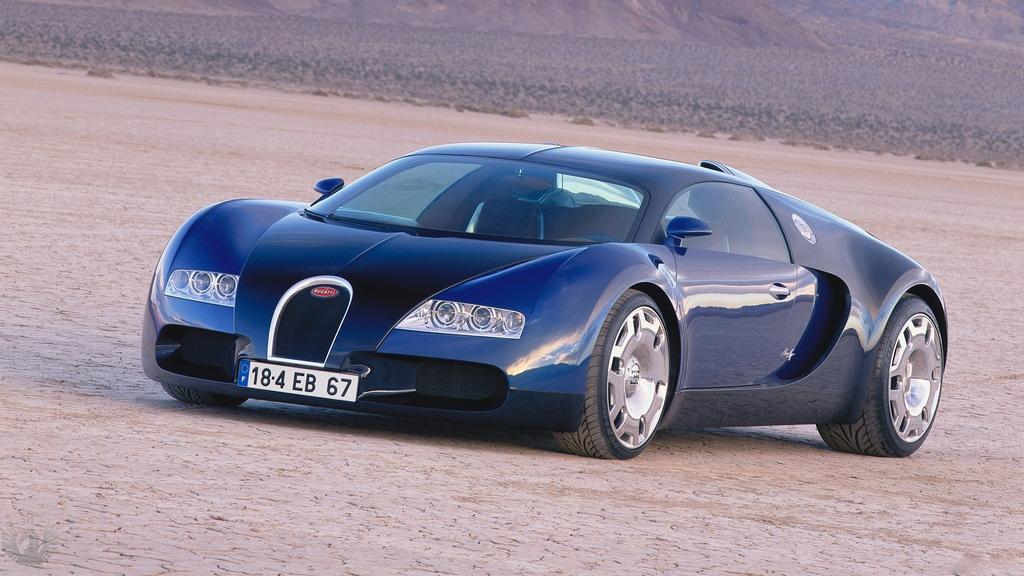 تصاویر EB 18 4 Veyron Concept