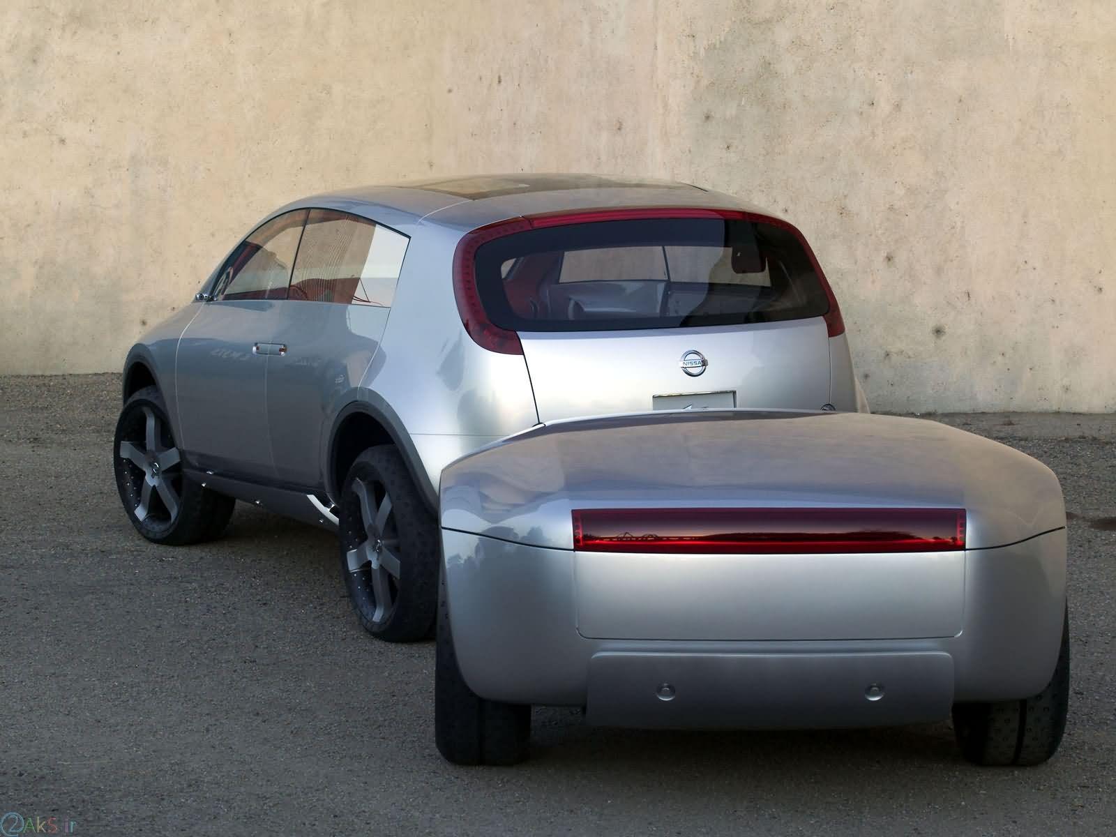 تصاویر Nissan Actic