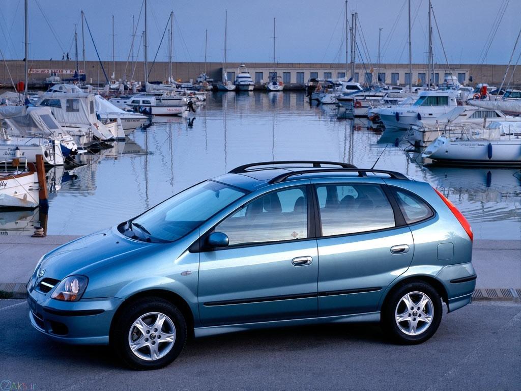 تصاویر Nissan Almera Tino