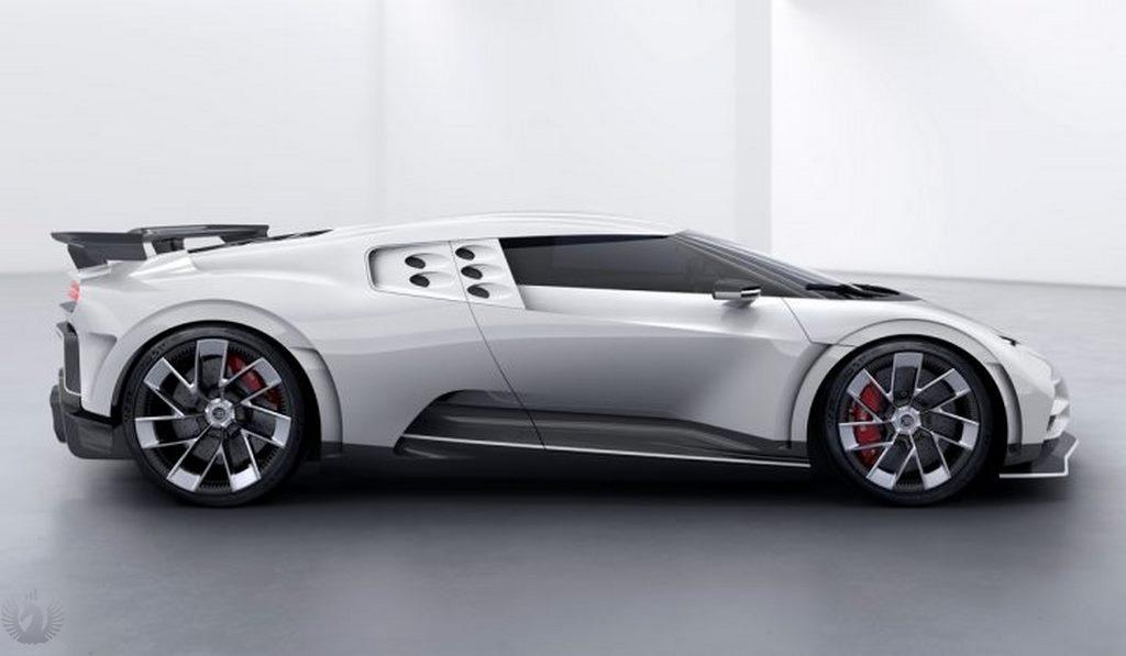 تصویر Bugatti Centodieci