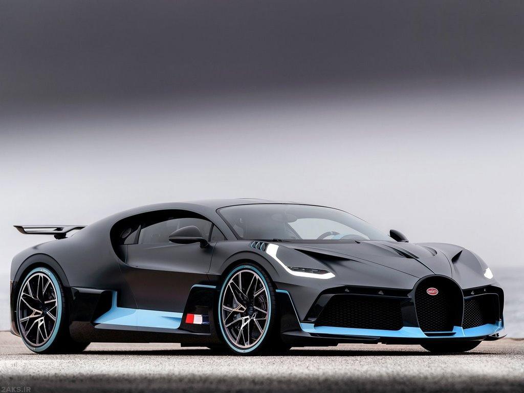تصویر Bugatti Divo