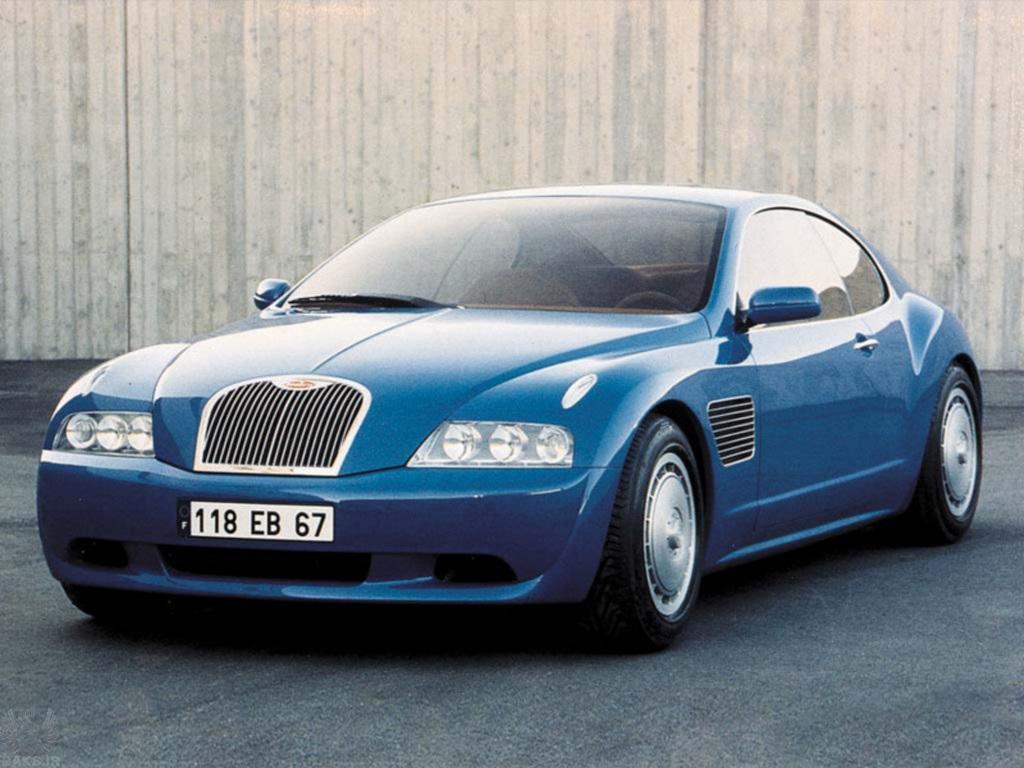 تصویر Bugatti EB 118