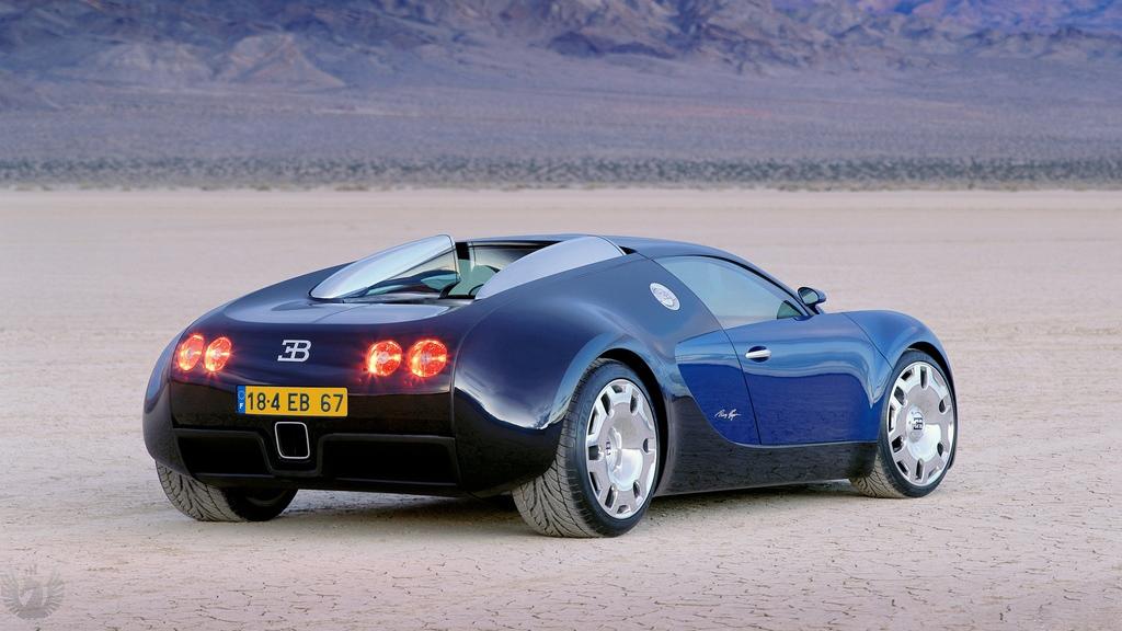تصویر EB 18-4 Veyron Concept