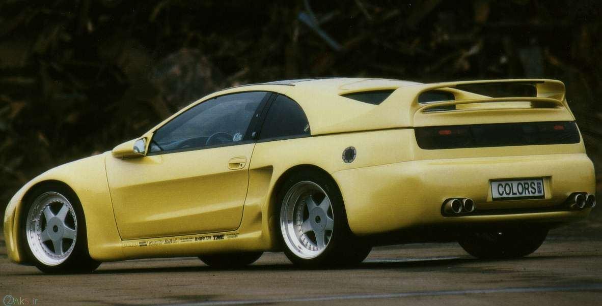 تصویر Nissan 300ZX