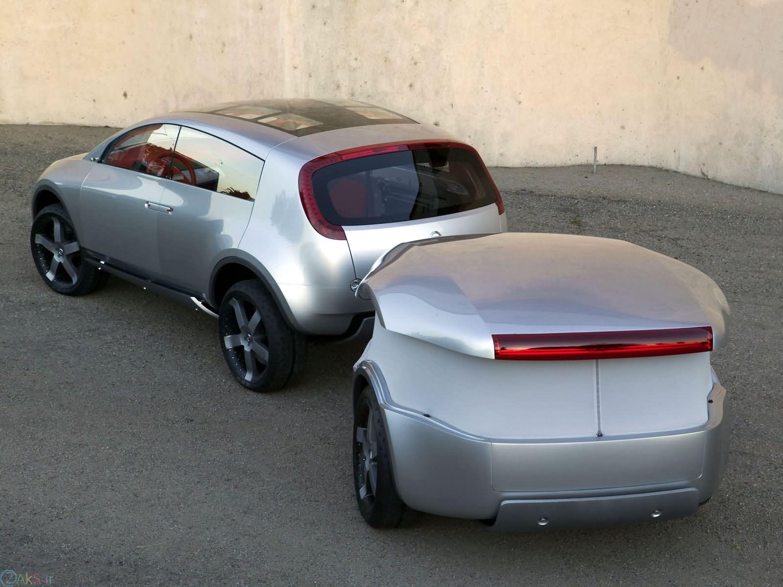 تصویر Nissan Actic