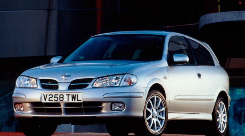 تصویر Nissan Almera