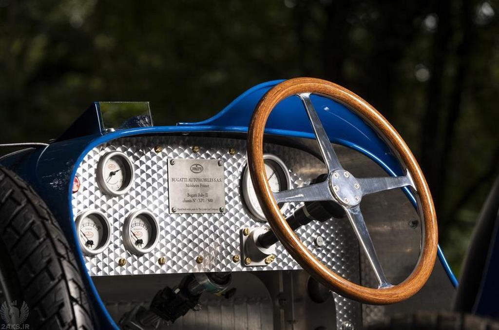 عکس بوگاتی Bugatti Baby II