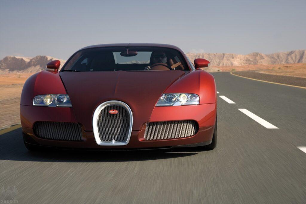 عکس های Bugatti Veyron