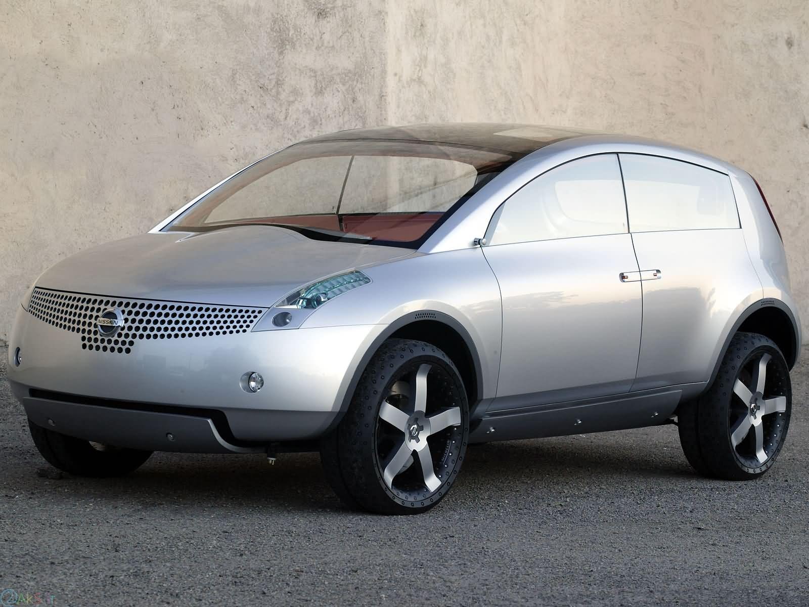 عکس های Nissan Actic