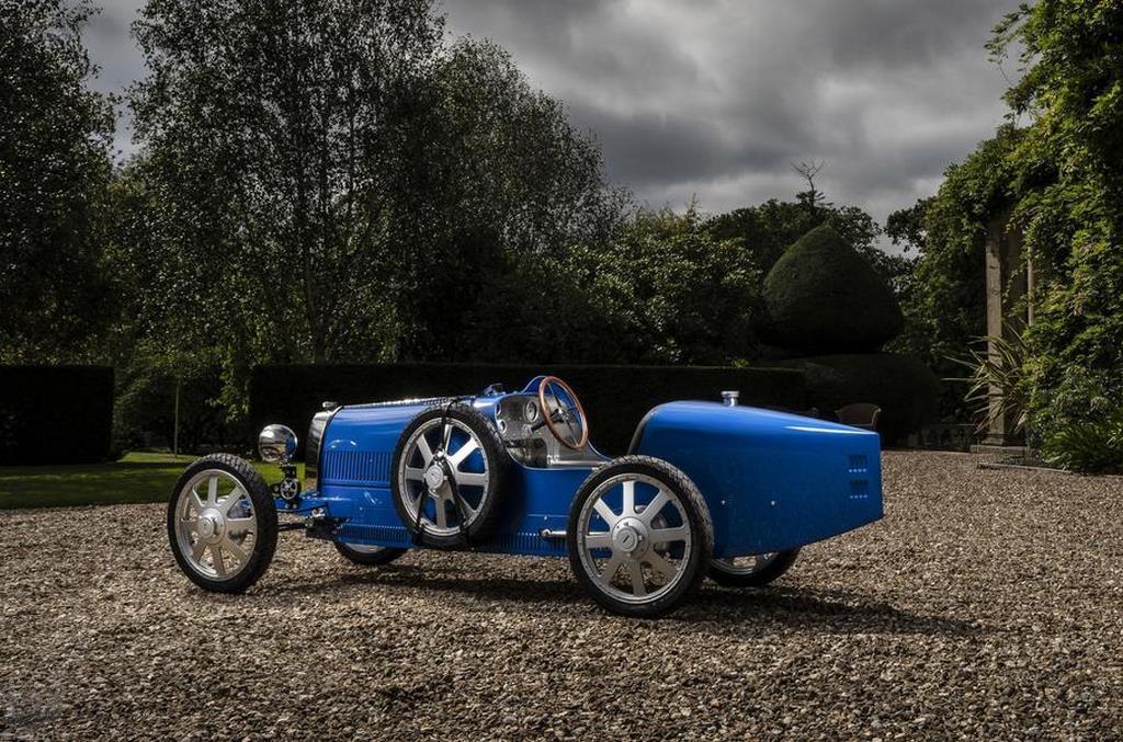 عکس Bugatti Baby II