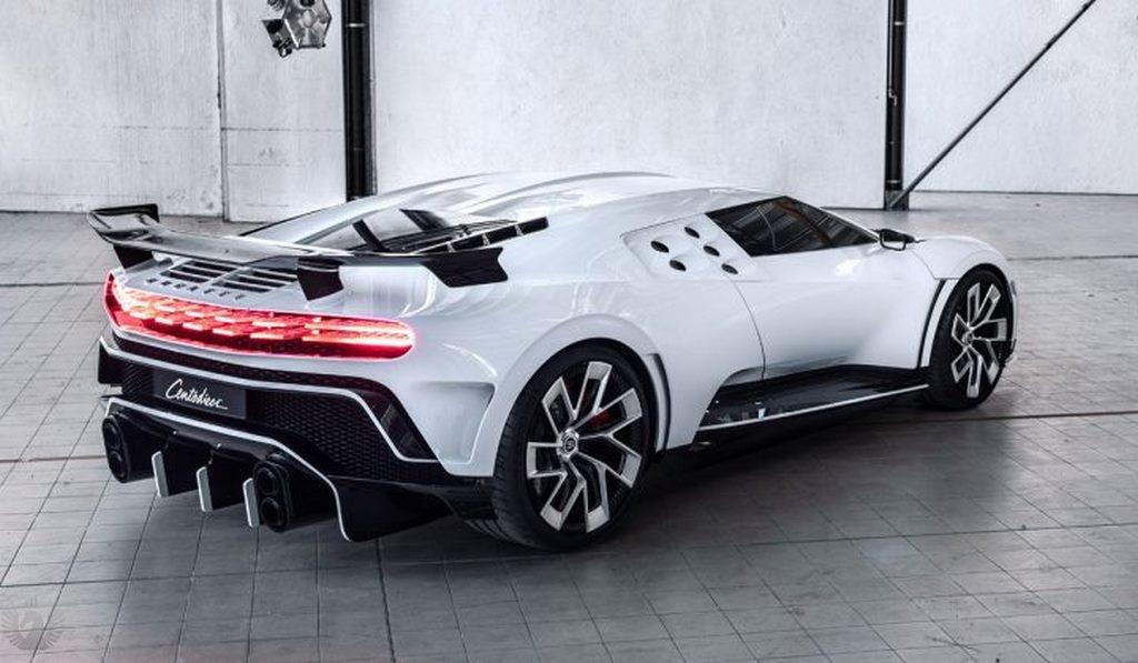 عکس Bugatti Centodieci