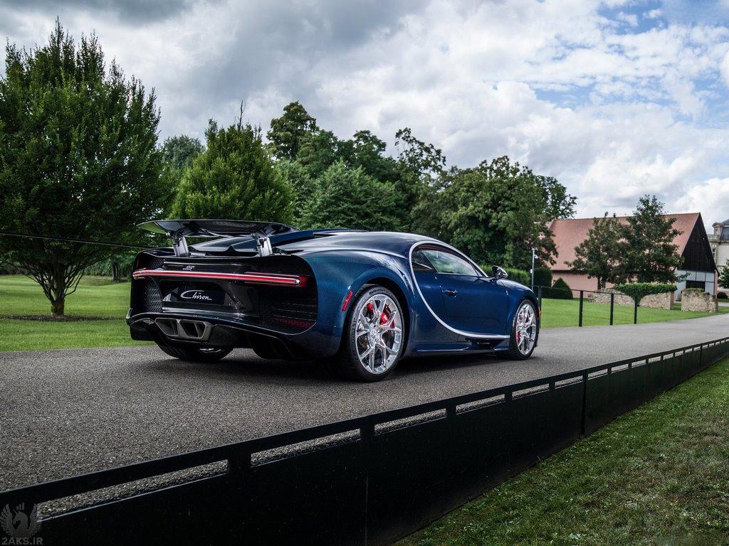 عکس Bugatti Chiron
