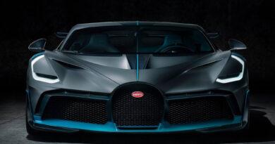 عکس Bugatti Divo