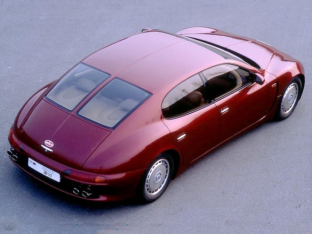 عکس Bugatti EB 112