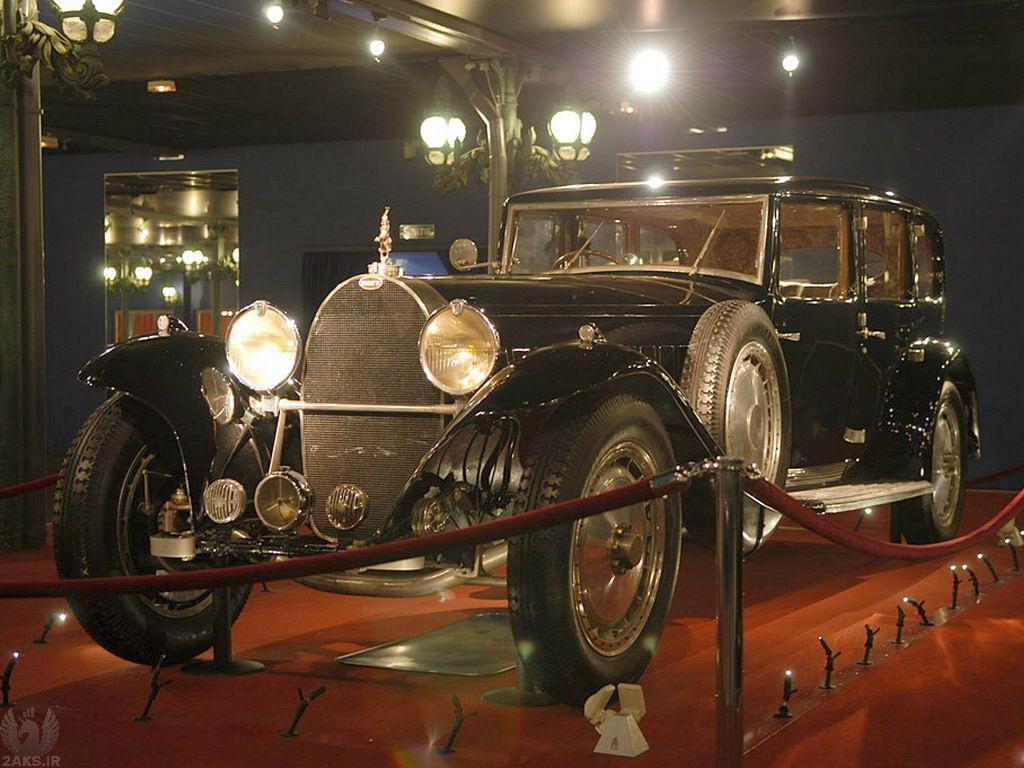 عکس Bugatti Type 41 royale