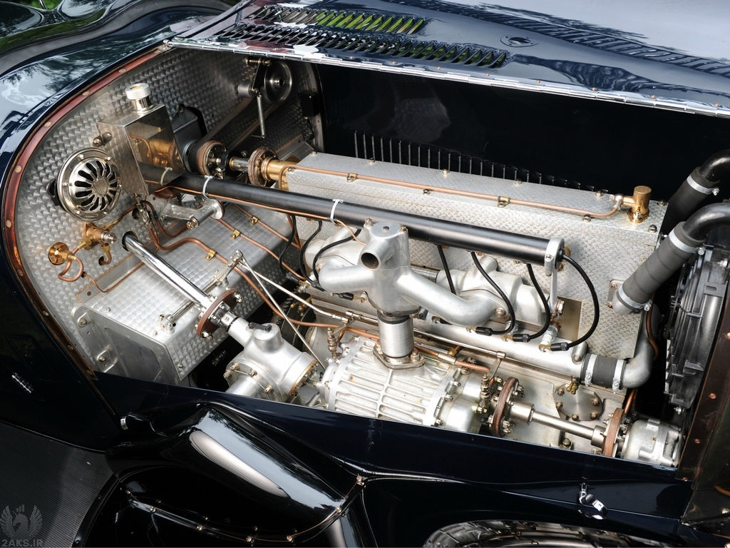 عکس Bugatti Type 43