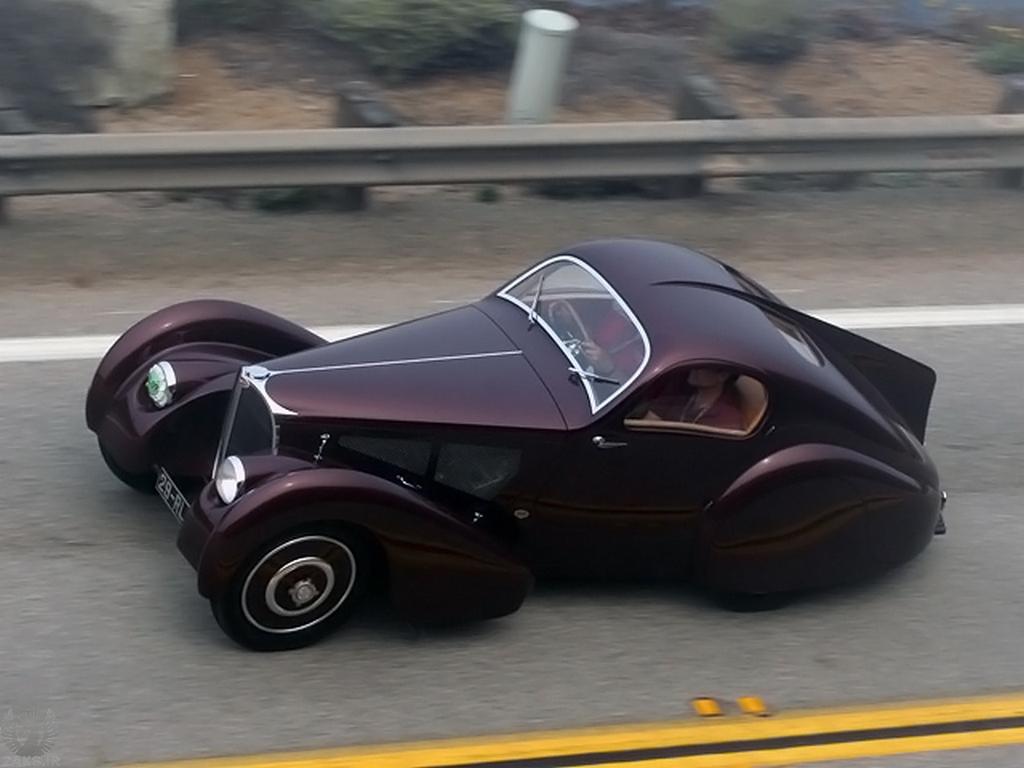 عکس Bugatti Type 51