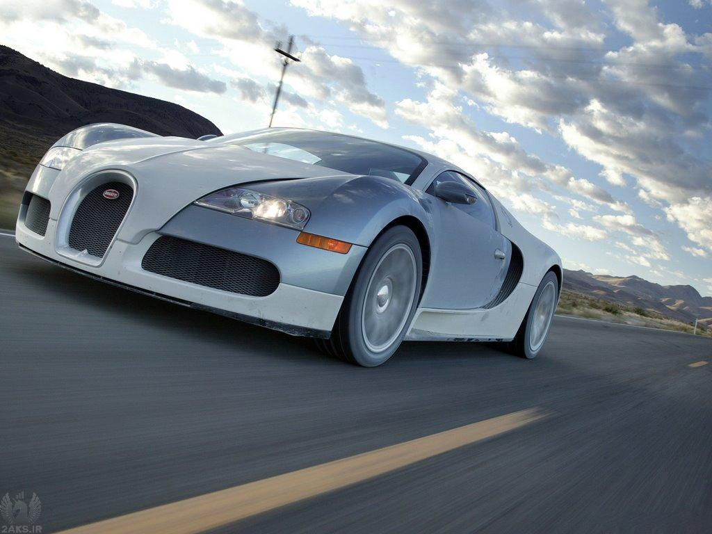 عکس Bugatti Veyron