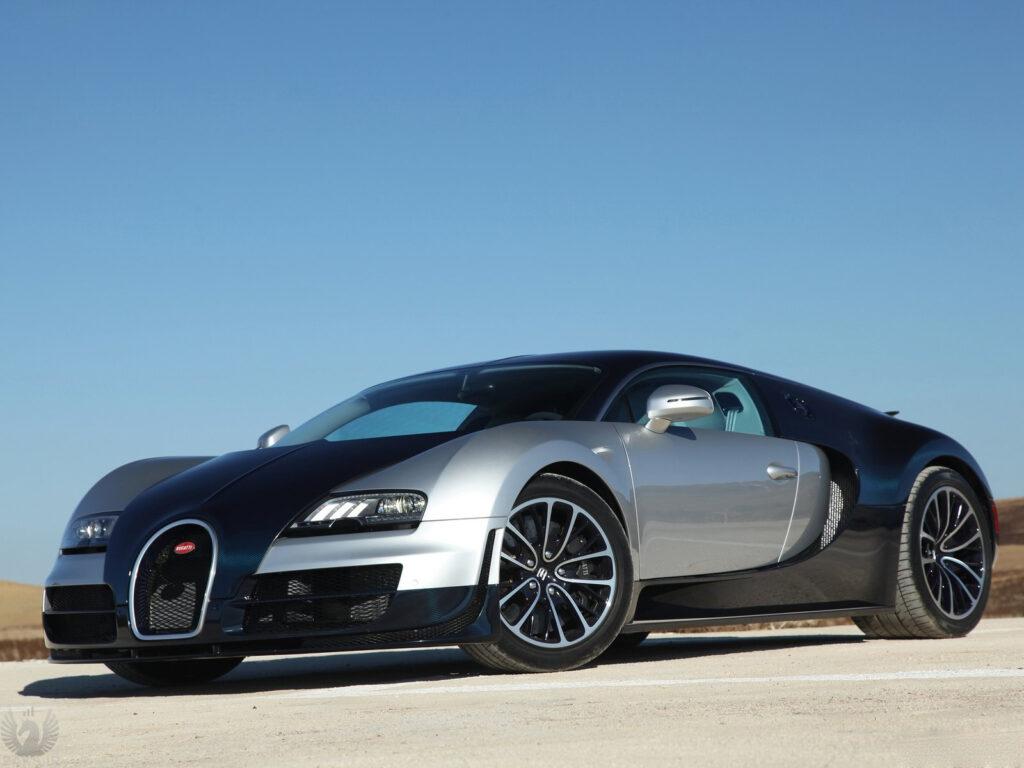ماشین بوگاتی Veyron