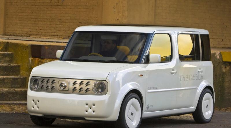 ماشین Denki Cube