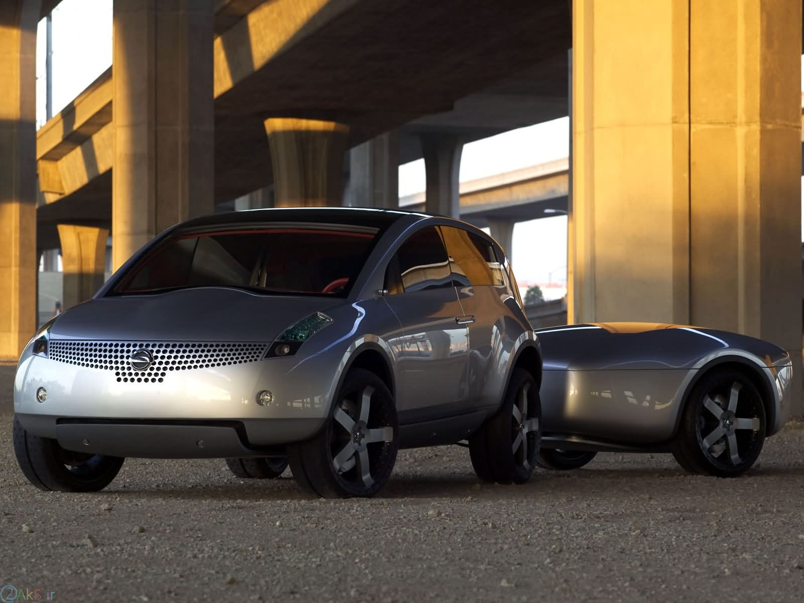 ماشین Nissan Actic