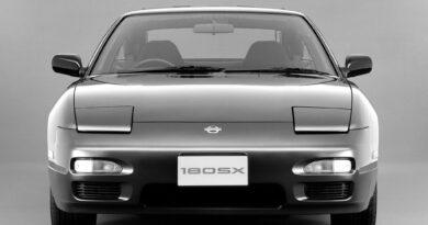 180SX سیاه