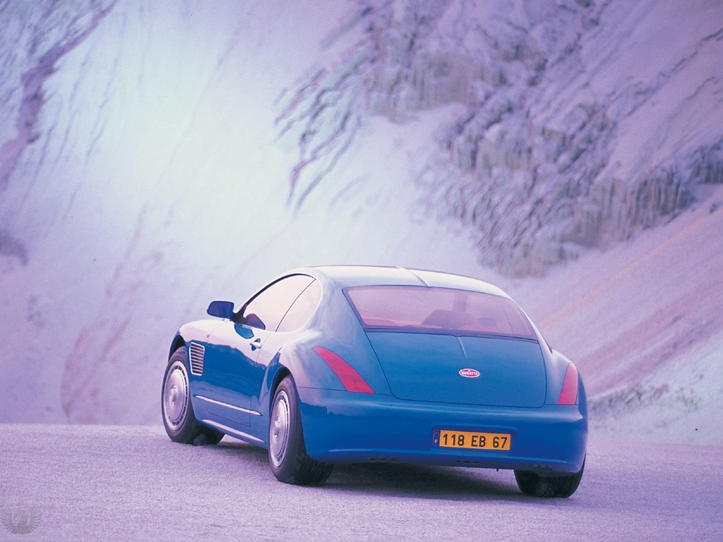 Bugatti EB 118 عکس