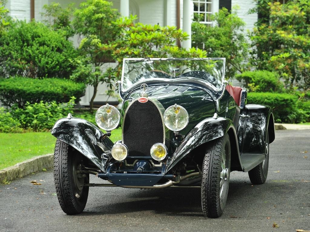Bugatti Type 43 اچ دی