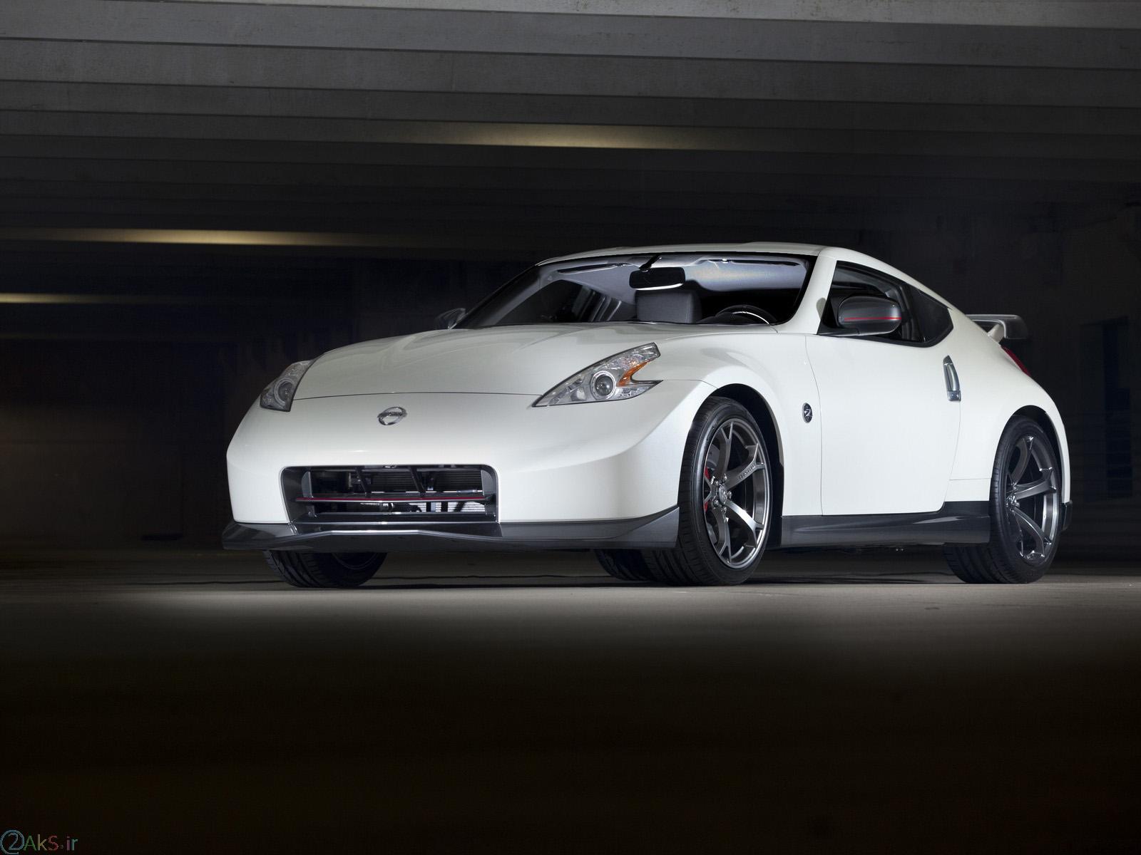 Nissan 370Z سفید