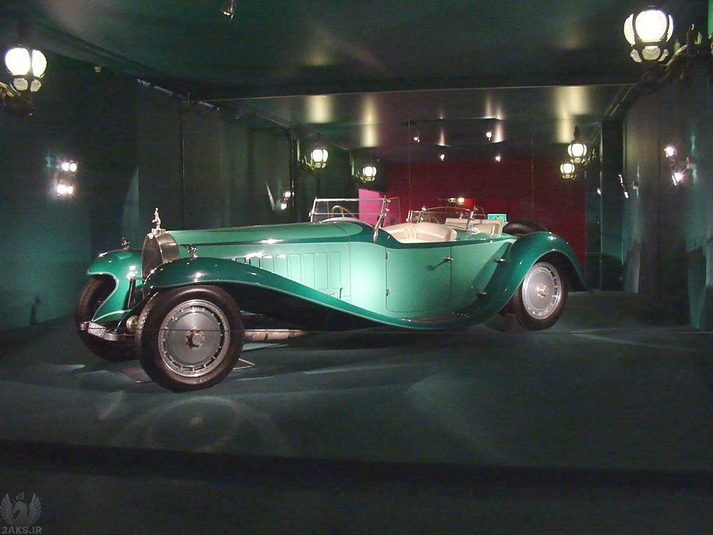 download عکس Bugatti Type 41 royale