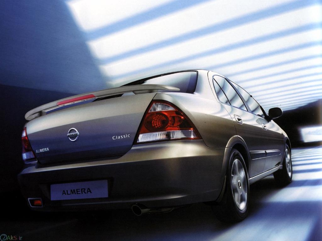 photo Nissan Almera Classic