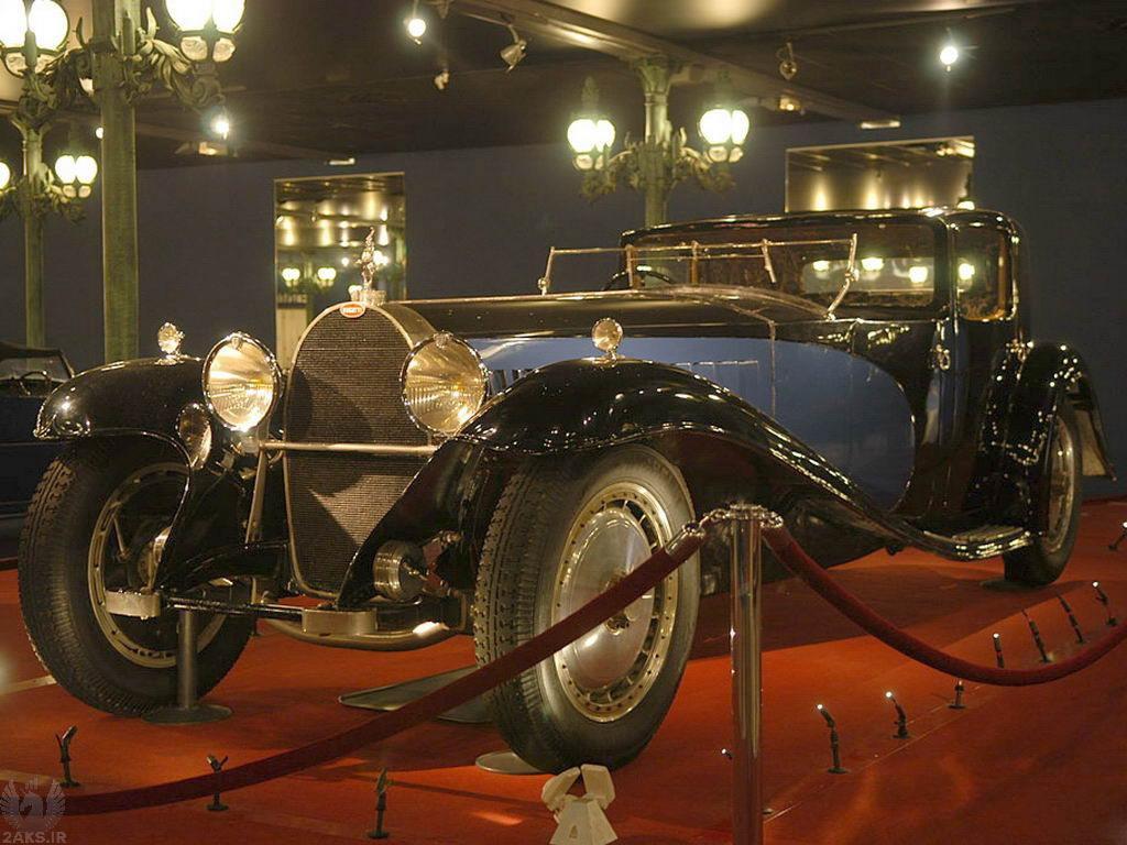 u;s عکس Bugatti Type 41 royale