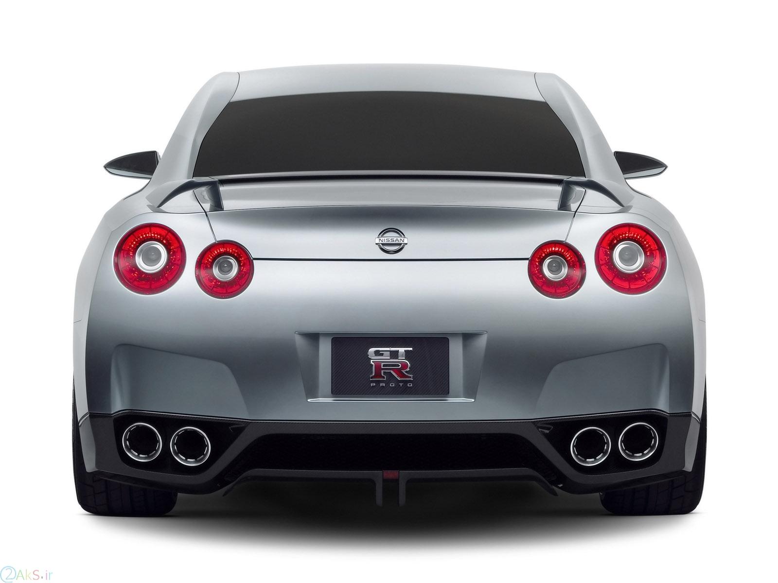 تصاویر GT-R Proto