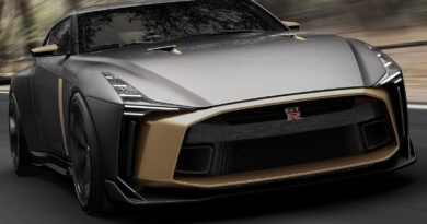 تصاویر GT-R50 by Italdesign