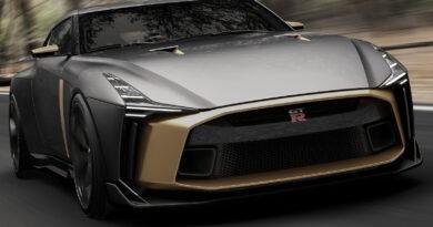 تصاویر GT-R50 by Italdesign