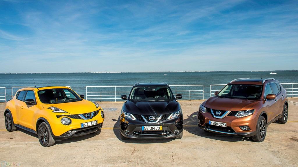 تصاویر Nissan Juke
