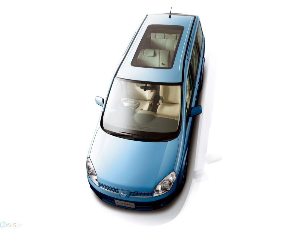 تصاویر Nissan Lafesta